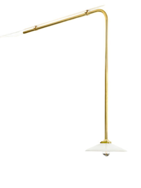 Ceiling lamp No. 1 / Brass