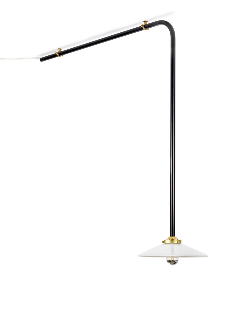 Ceiling lamp No. 1 / Black