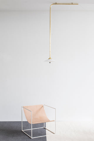 Ceiling lamp No. 2 / Brass