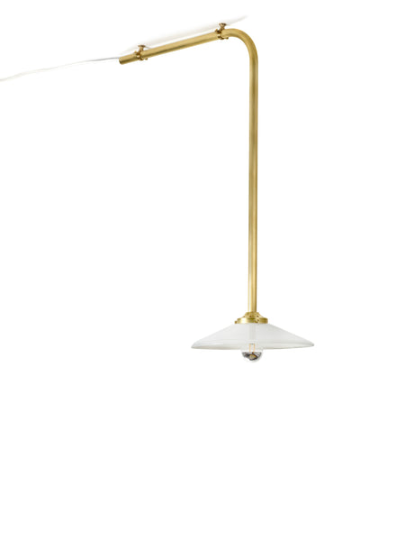 Ceiling lamp No. 3 / Brass