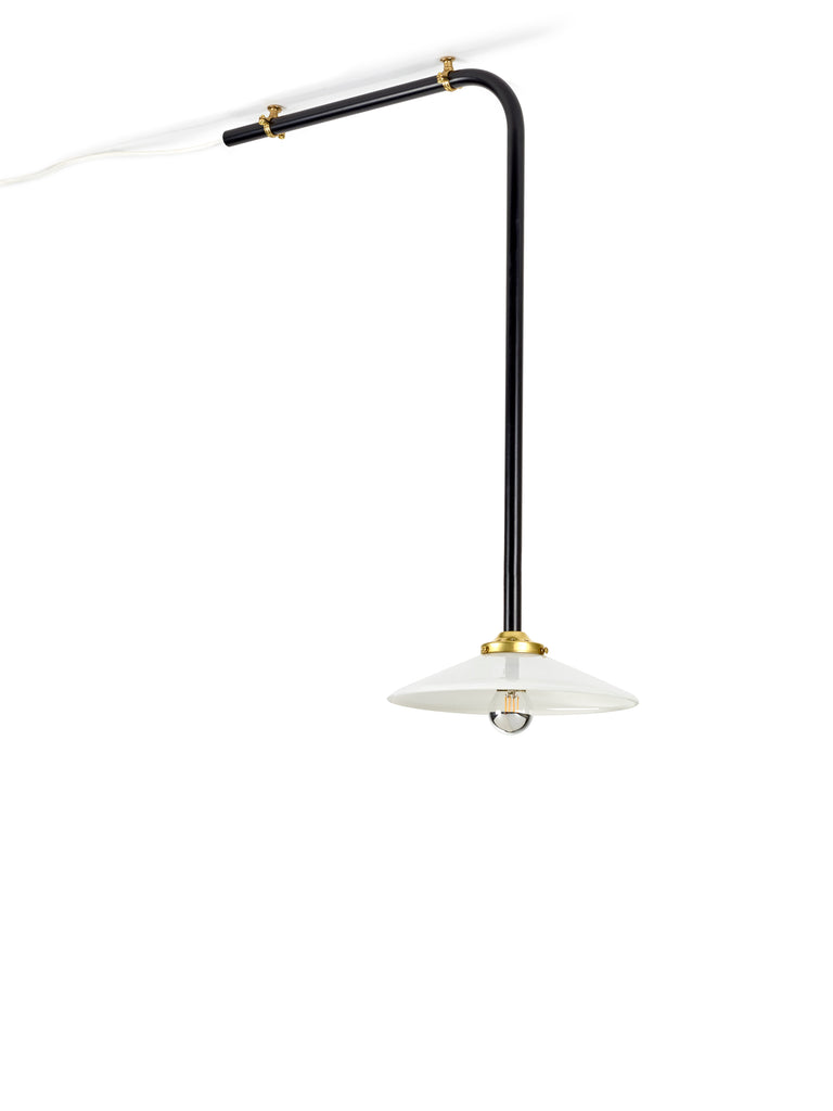 Ceiling lamp No. 3 / Black