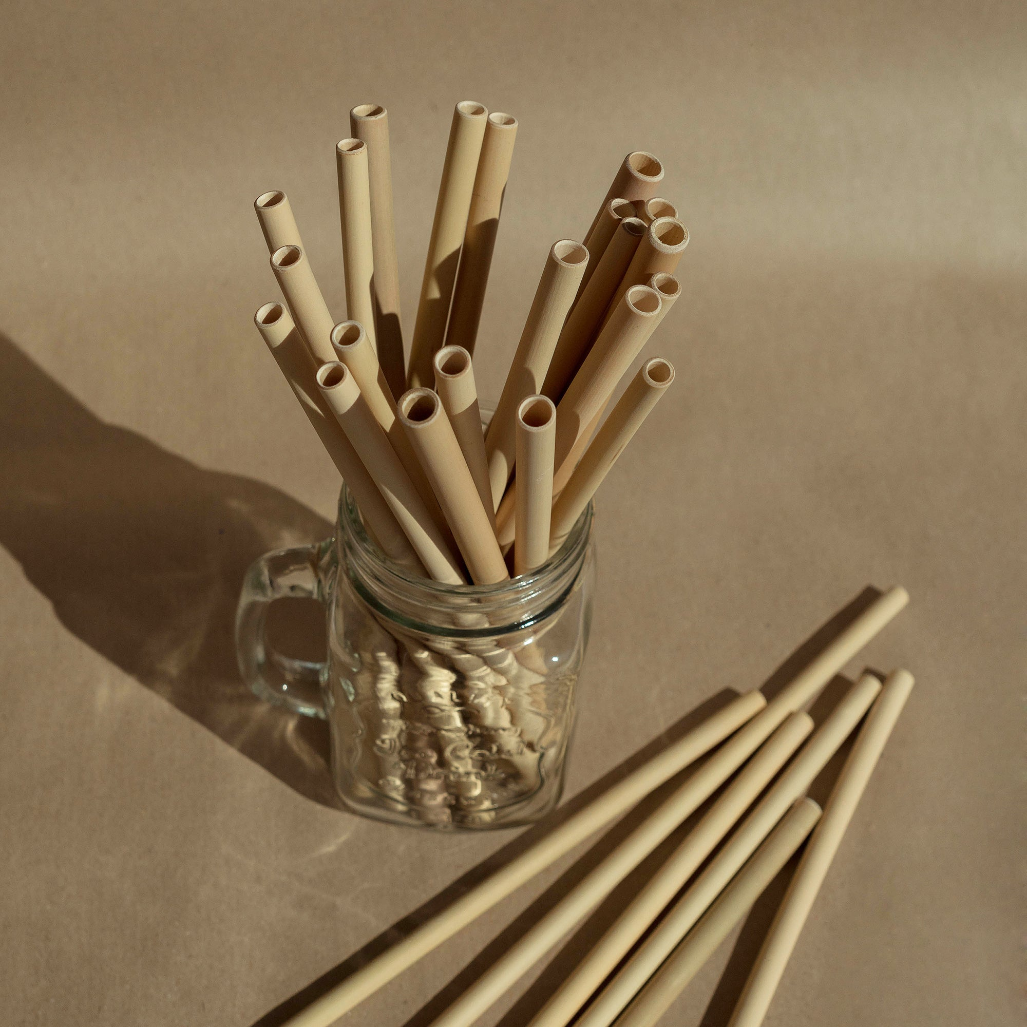 bamboo regular straw