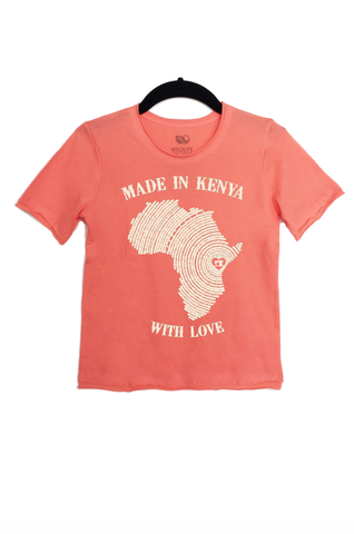 Girl's Made in Africa