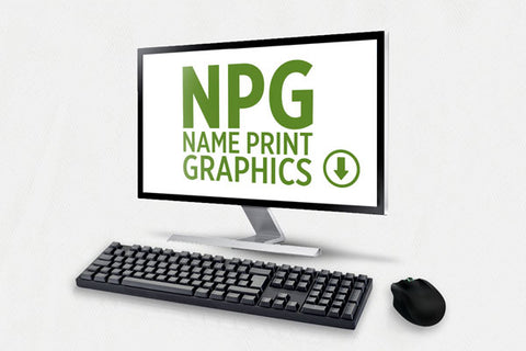 NamePrint Graphics Software
