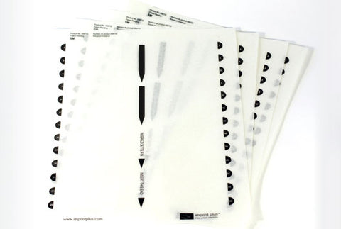 Small Insert Sheet 5-Pack