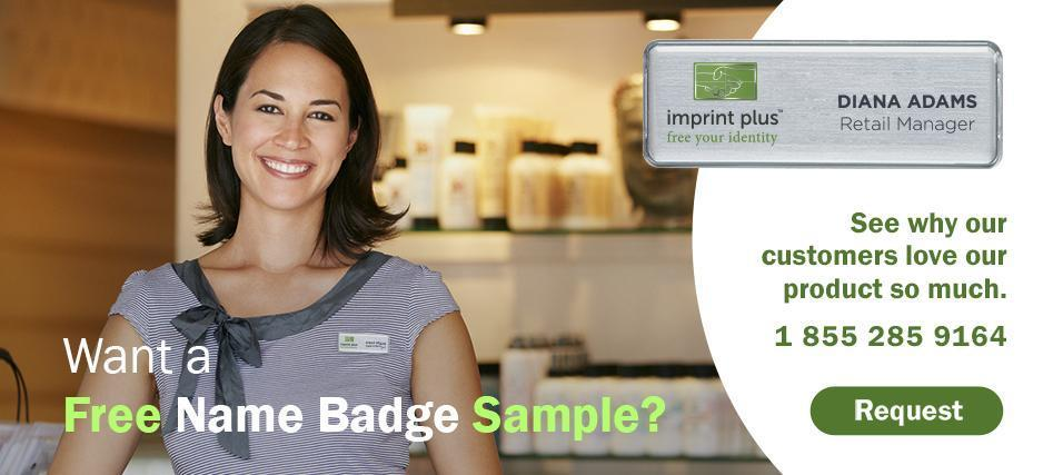 ShopNameBadges.com by imprint plus