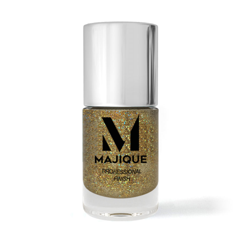 Professional Nail Polish - Golden Shine