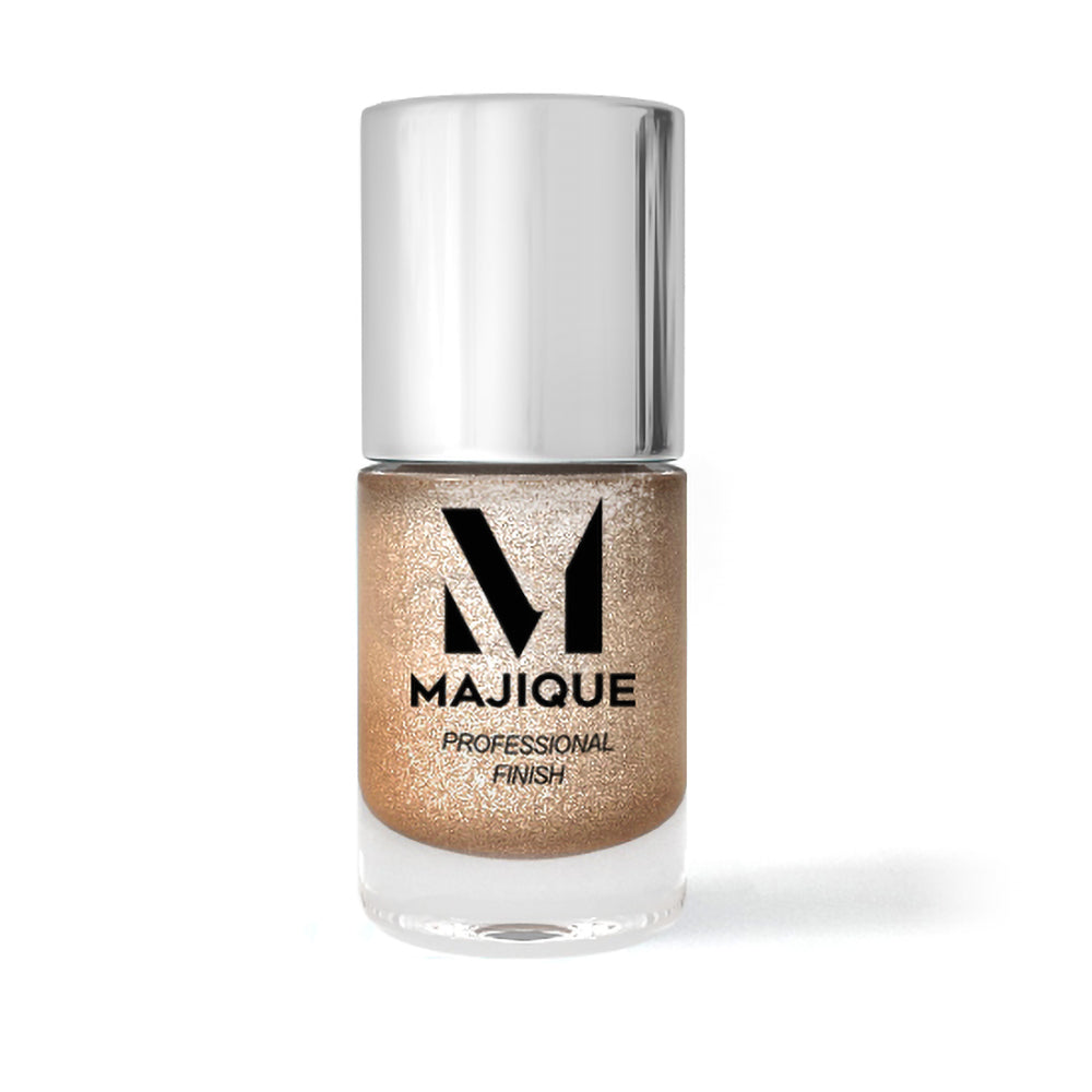 Professional Nail Polish - Goldfinger