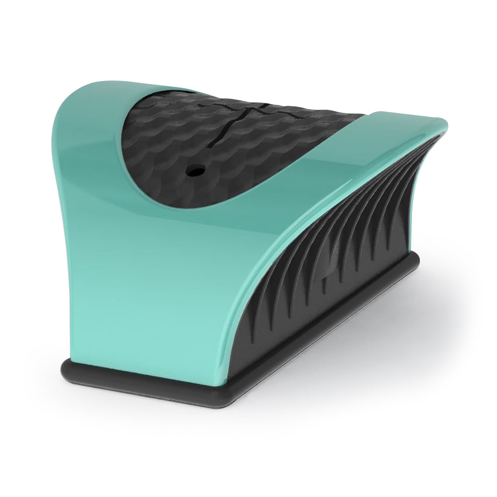 Nail Buddy Nail Bottle Holder Turquoise