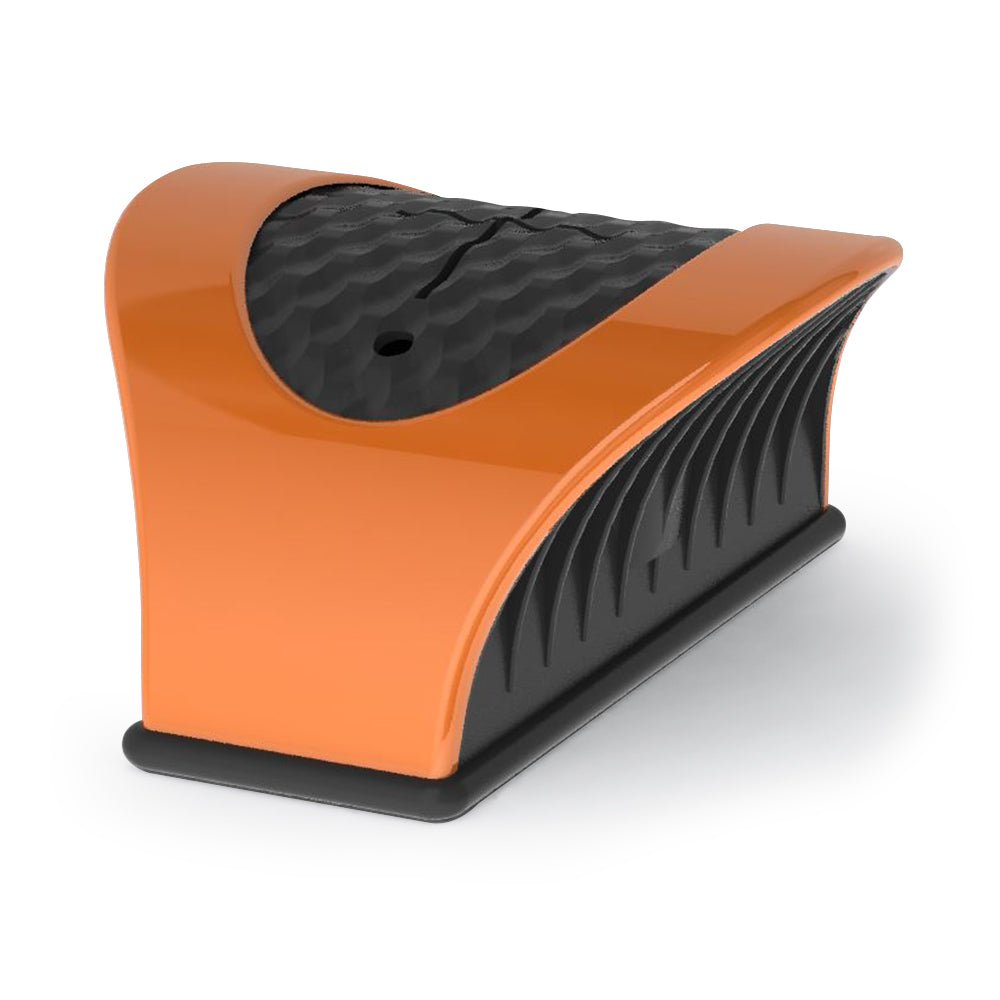 Nail Buddy Nail Bottle Holder Orange