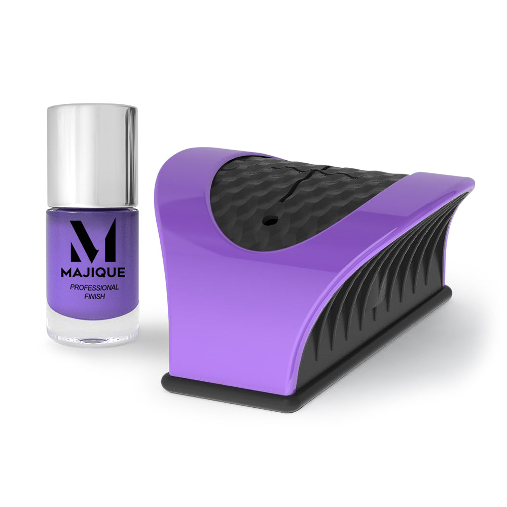 Nail Buddy Small Gift Set - Purple
