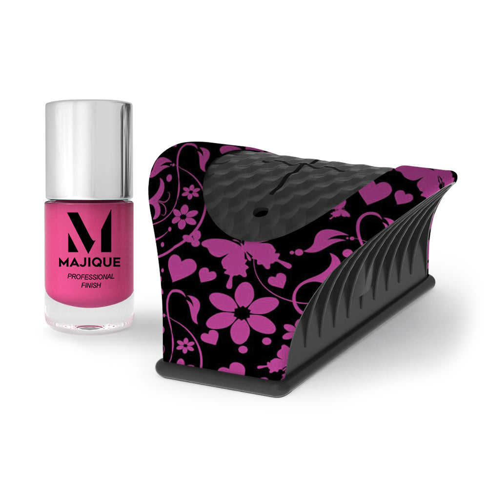 Nail Buddy Small Gift Set - Pink Floral