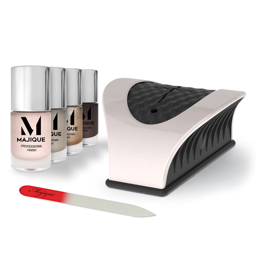 Nail Buddy Deluxe Gift Set - Cream