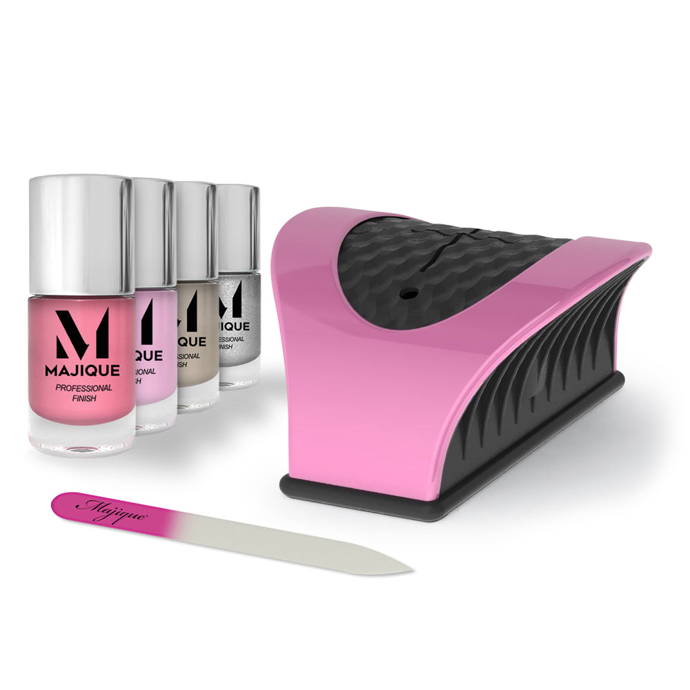 Nail Buddy Deluxe Gift Set - Light Pink