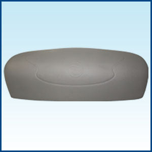 Hot Spring Pillow in Cool Gray (2003-2006)