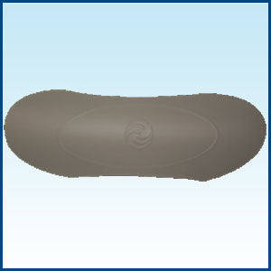 74316 Hot spring pillow