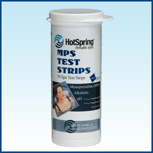 Freshwater MPS Test Strips