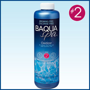 BAQUA Spa® Oxidizer -32 oz bottle