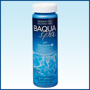 BAQUASpa pH Decreaser  -20 oz