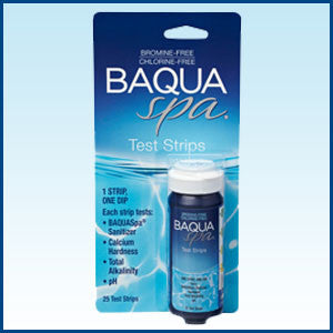 BAQUASpa Test Strips