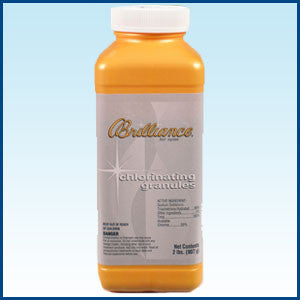 Brilliance Chlorine for hot tubs