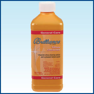 Brilliance Filter Cleaner -16 oz