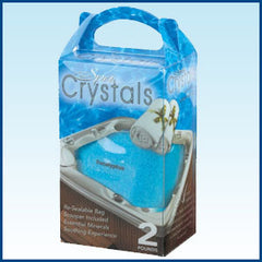 Hot Tub Aromatherapy- Eucalyptus Spa Crystal