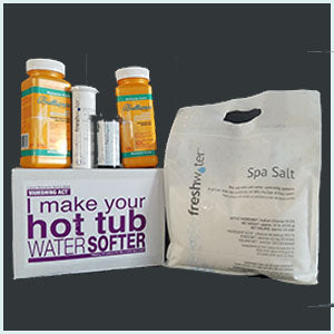Salt Water Change Kit