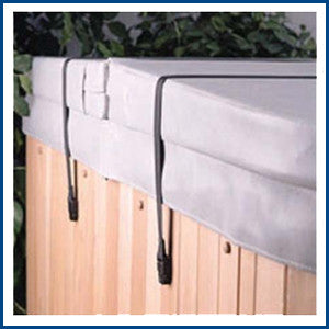 Secure Straps for Hot Tub Covers
