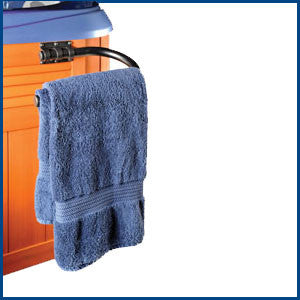 Hot Tub Towel Bar