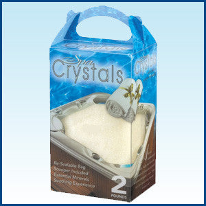 Vanilla Spa Crystals