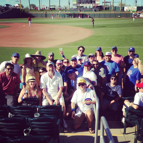 Spring Training 2017 with The Heckler, March 2nd to 5th