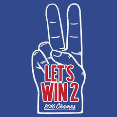 Let's Win Two Shirt