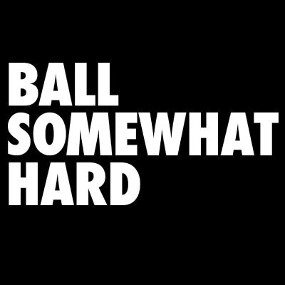 Ball Somewhat Hard Men's T-Shirt