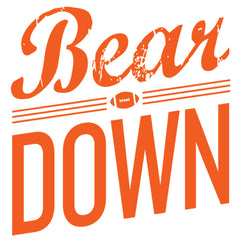 Bear Down Men's T-Shirt
