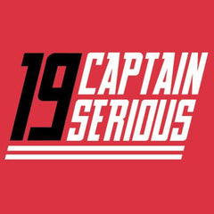 Captain Serious T-Shirt