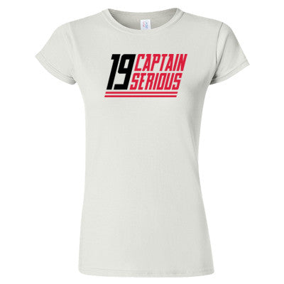 Captain Serious Women's T-Shirt