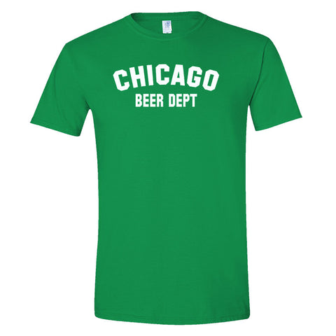 Chicago Beer Department Shirt
