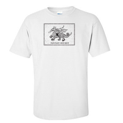 Fantasy Hockey Men's  T-shirt