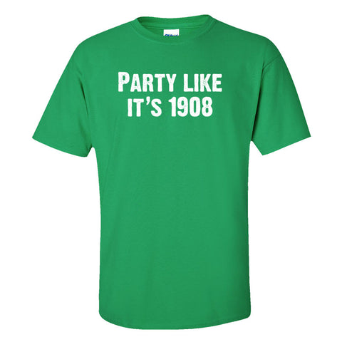 Party Like It's 1908 Men's T-Shirt