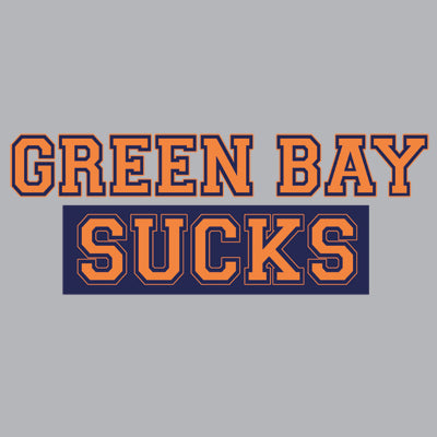 Green Bay Sucks Men's T-Shirt