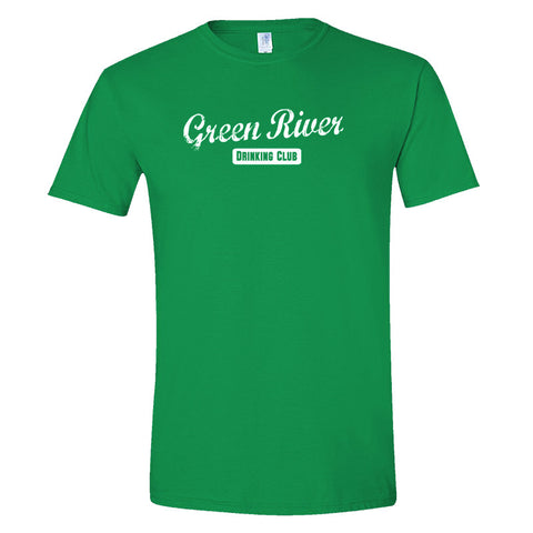Green River Drinking Club T-Shirt (Men's & Women's)