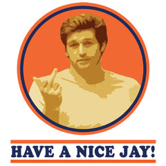 Have A Nice Jay! Men's T-Shirt