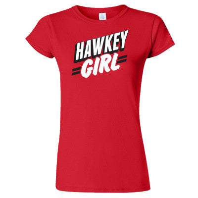 Hawkey Girl Women's T-Shirt