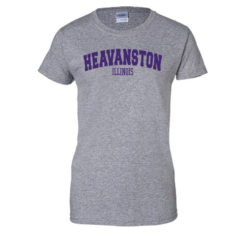 Heavanston Illinois T-Shirt