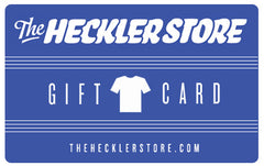 The Heckler Store Gift Card