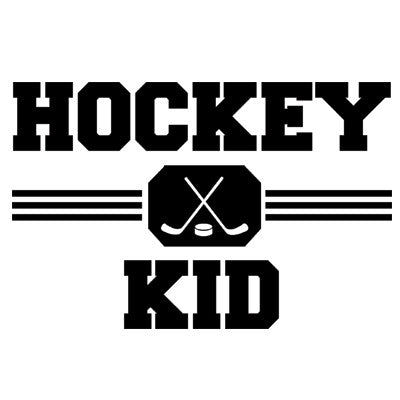 Hockey Kid Youth T-Shirt