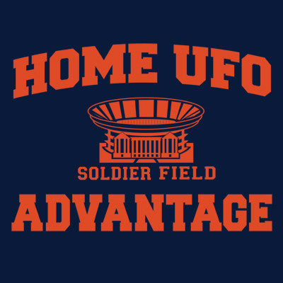 Home UFO Advantage (Soldier Field) Men's T-Shirt