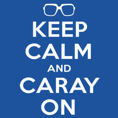 Keep Calm and Caray On Hoody