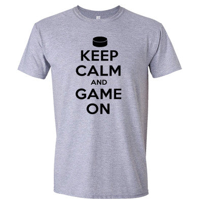 Keep Calm and Game On Men's T-Shirt